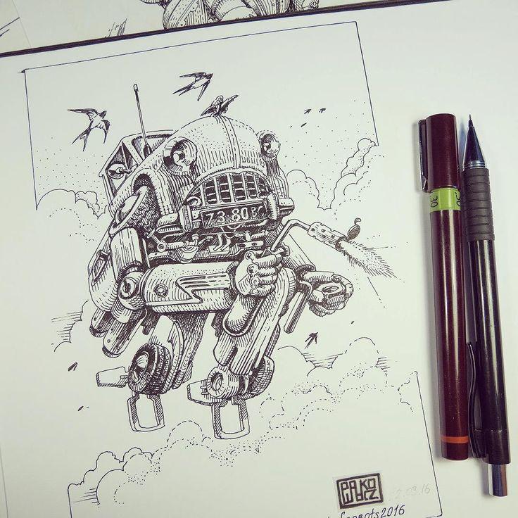 Marcus Mattingly adlı kullanıcının illustration