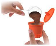 Mind Reader - Whiz Disposable K-Cup Single-Serve Coffee Pods (100-Pack)