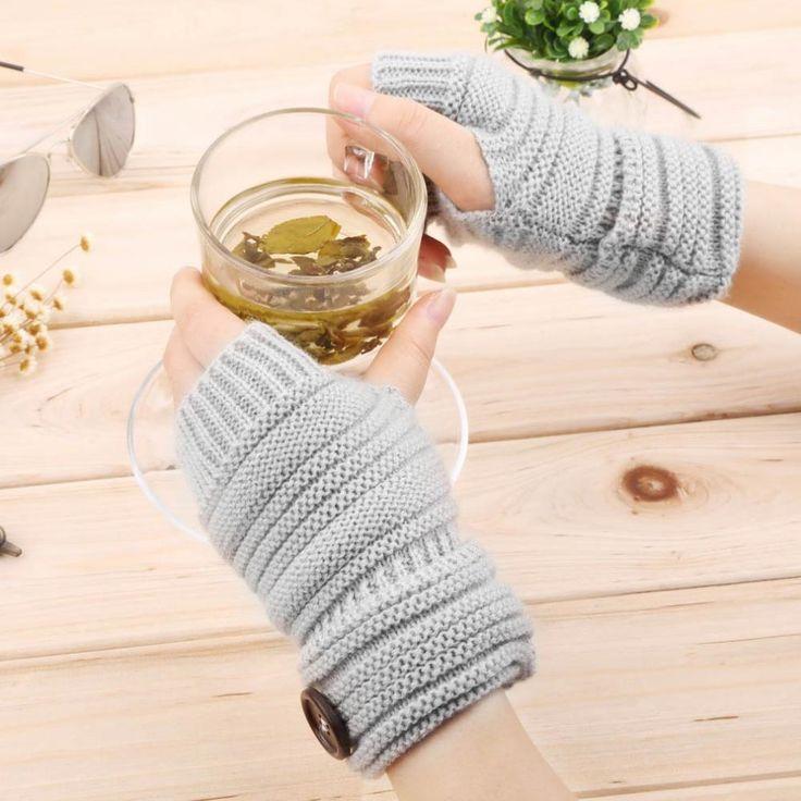 Купить товар1 пара новый Womenluvas femininas де inverno зимой толстые без пальцев рукавицы трикотажные теплый рычаг длинные перчатки в категории Перчатки и рукавицына AliExpress.       В пакет включено:       1 пара Перчатки трикотажные