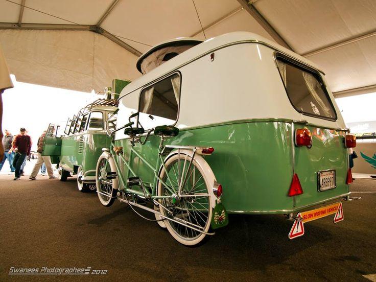 Eriba puck so cute unusual rvs caravans motorhomes for Interieur camping car