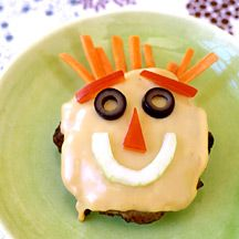 Funny Face Burgers
