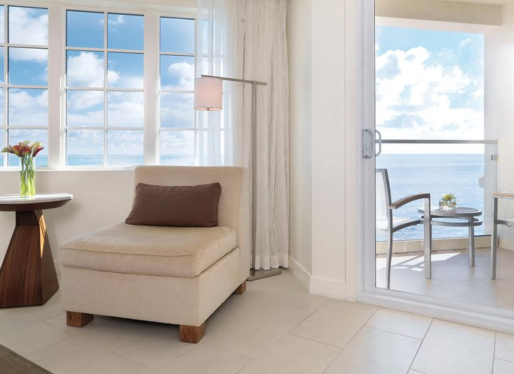 Casa Marina Key West, A Waldorf Astoria Resort Key West, Florida Hip Hotels Lounge Luxury Modern building living room hardwood home Bedroom flooring