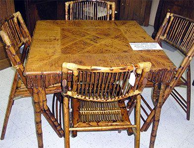 Vintage Bamboo Furniture | Antique Wicker U0026 Rattan Furniture