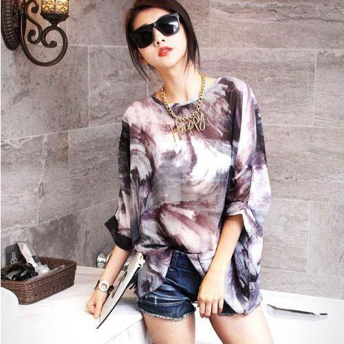Women's dress short sleeve chiffon dress bohemian dress plus size 4xl 5xl 6xl summer dresses vestidos