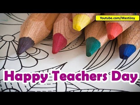 Happy Teachers Day 2016 Quotes, Wishes, Images, messages, Whatsapp Video, Greetings, SMS Hindi Language Here are few amazing Happy Teachers Day …