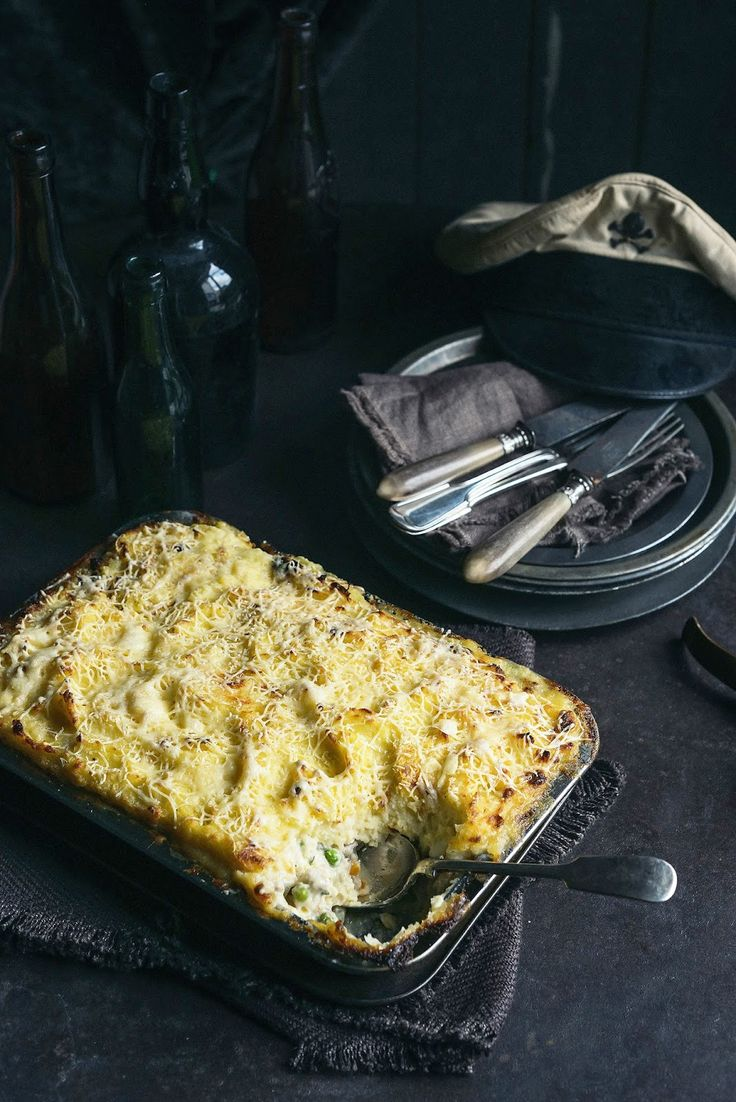 From The Kitchen: Fabulous Fish PIe