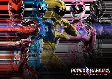 See the #PowerRangersMovie in theaters March 24, 2017! #TogetherWeAreMore.