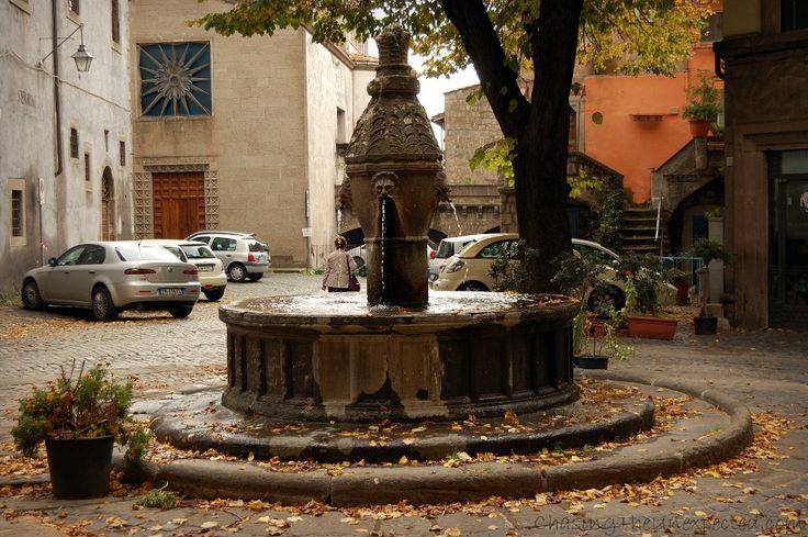 Viterbo - Piazza della Morte