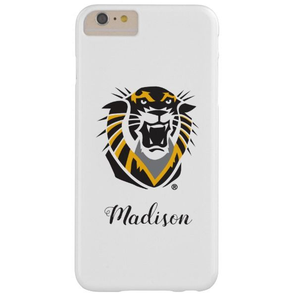 Fort Hays State Primary Mark Barely There iPhone 6 Plus Case Custom Brandable Electronics Gifts for your buniness #electronics #logo #brand