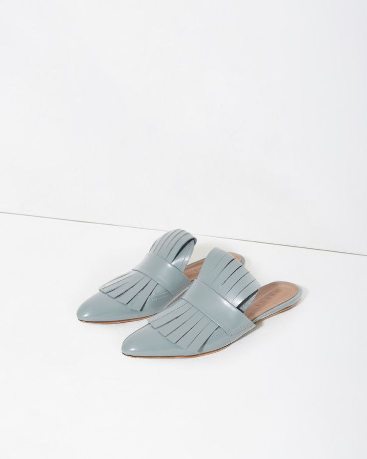 MARNI | Fringe Sabot | Shop at La Garçonne