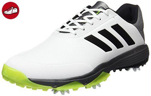 Adidas adipower Bounce WD Golf Schuhe, Herren, Herren, Adipower Bounce Wd, Weiß / Schwarz / Lima, 42.6 - Adidas schuhe (*Partner-Link)