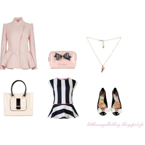 """""""Ted Baker Sweet selection"""" by unpetitange on Polyvore"""