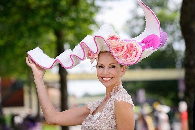 Hat Art! Fascinator Hats Headpiece  Royal Ascot 2014 Summer Fashion Accessories  o.canada.com