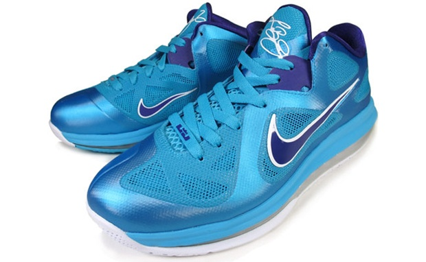 "Nike LeBron 9 Low ""Summit Lake Hornets"""