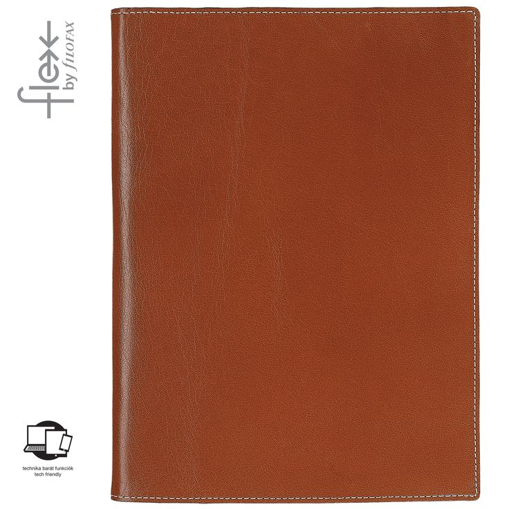 Filofax Flex Natural A5 Tan