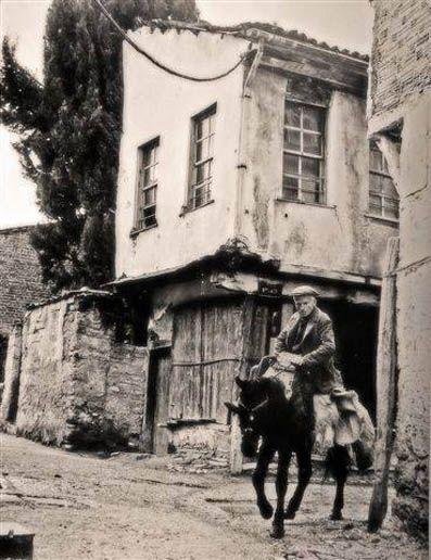1950, Varosi Edessa Macedonia Hellas