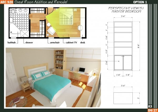 Floor Plans Project Designed By Qarch Team Great Room