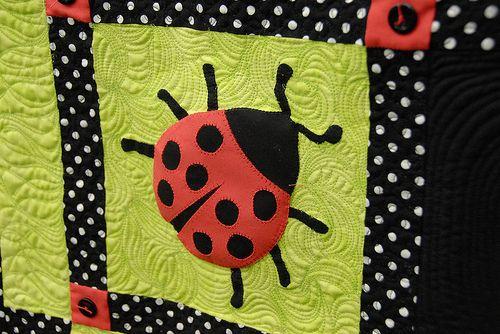 10 Best Images About Ladybug Quilt On Pinterest Lady Bug