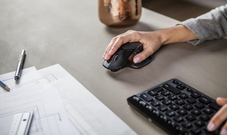 Logitech launches MX Master wireless mouse with all the buttons you could ever need