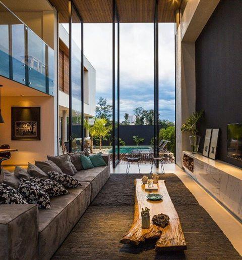 X11 House by Spagnuolo Architecture. Location: #Alphaville #Londrina #Brazil #architectdesigne Tag your friends.