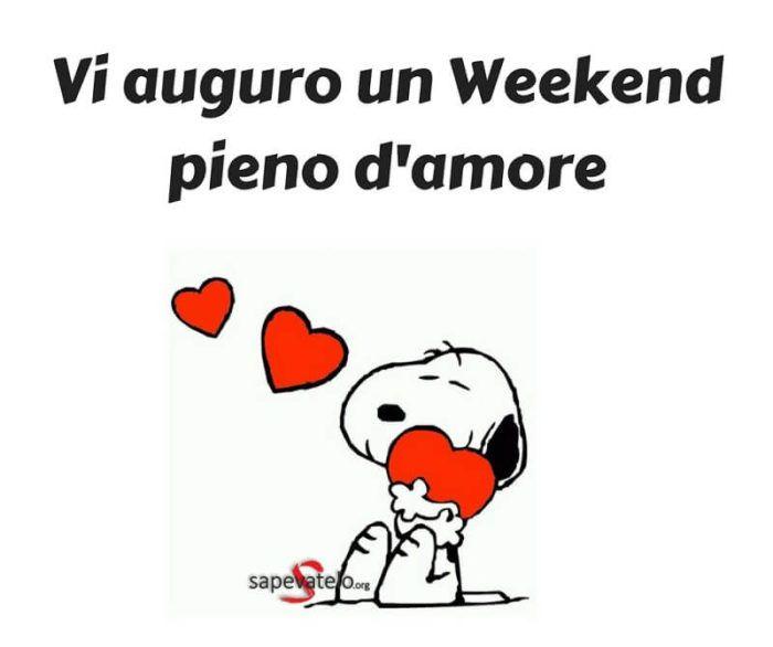 Buon Weekend Immagini E Foto Gratis Da Condividere Buon