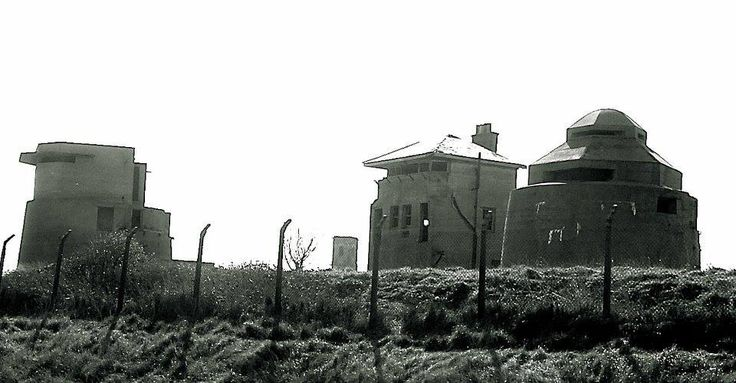 WW2 defence Sheerness