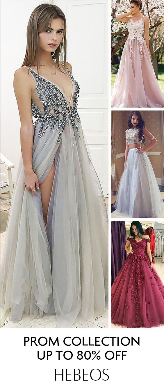 ac9b2475 HEBEOS #Prom Dresses Hot Collection On Sale! Free Custom Size. Extra $5 Off  for New User.Shop Now! #hebeos #eveningdress #formaldress #dress