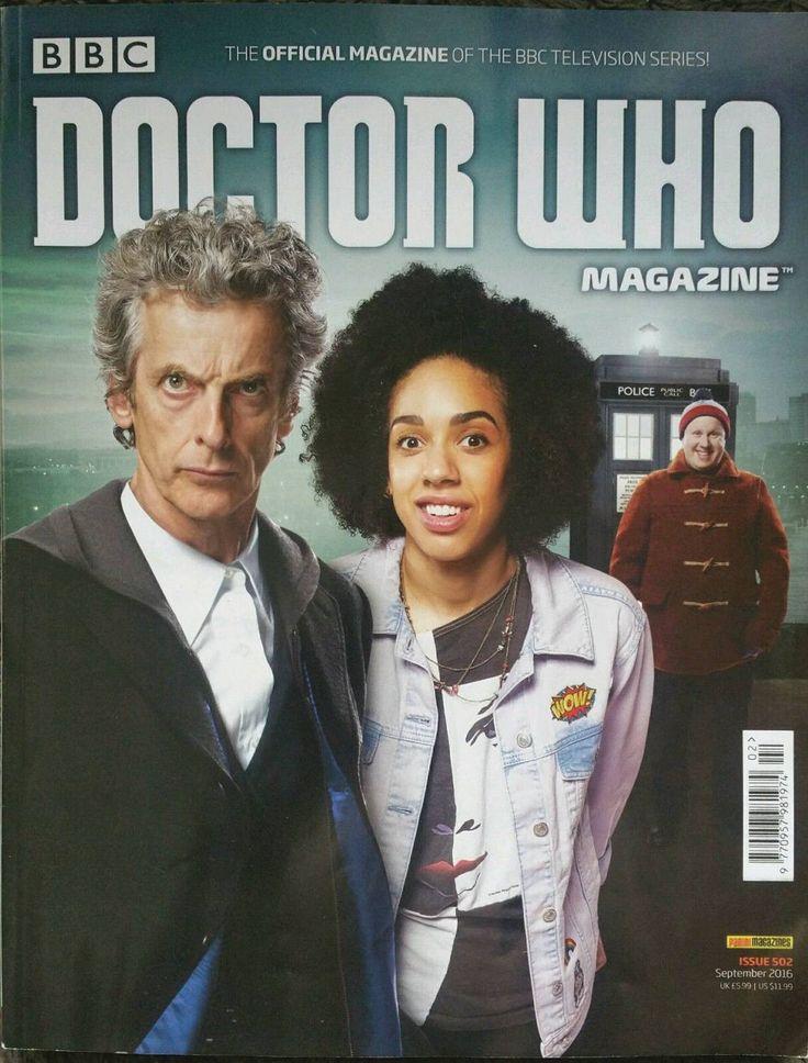 DOCTOR WHO MAGAZINE #508