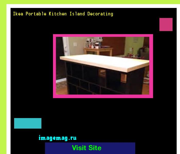 Ikea Portable Kitchen Island With Seating: 17 Best Ideas About Portable Kitchen Island On Pinterest