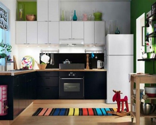 Kitchen Inspiring Small Kitchen Ideas That Widen Your Gaze Small Kitchen  Ideas With White And Blac