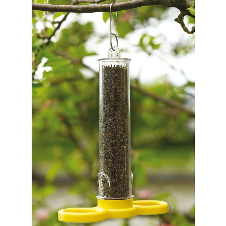 I helped give nature a home and bought Goldfinch mini nyjer seed feeder from the RSPB.  http://shopping.rspb.org.uk/goldfinch-mini-nyjer-seed-feeder.html
