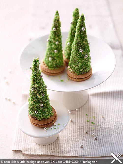 Weihnachtsbäumchen zum essen, ein leckeres Rezept aus der Kategorie Konfiserie. Bewertungen: 294. Durchschnitt: Ø 4,7.
