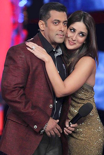 Salman Khan and I will set the screen on fire, quotes Kareena Kapoor!