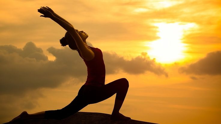 Relaxing Background Music for Yoga. Soothing Music for Stress Relief, Me...