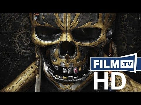 FLUCH DER KARIBIK 5: ERSTER DEUTSCHER TRAILER Trailer German Deutsch (2016) HD Mehr auf https://www.film.tv/
