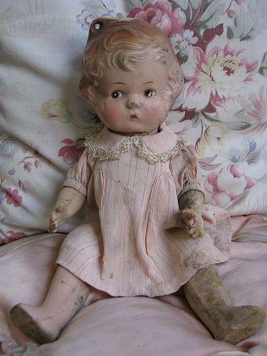 cute vintage doll: Polka Dots Dresses, Antique Dolls, Vintage Dolls, Antiques Dolls, Baby Dolls, Design Bags, Design Wallets, Photo, Dreams Cars