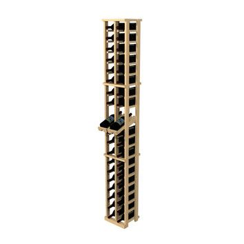 Wine Cellar Innovations Rustic Pine 40 Bottle Wine Rack
