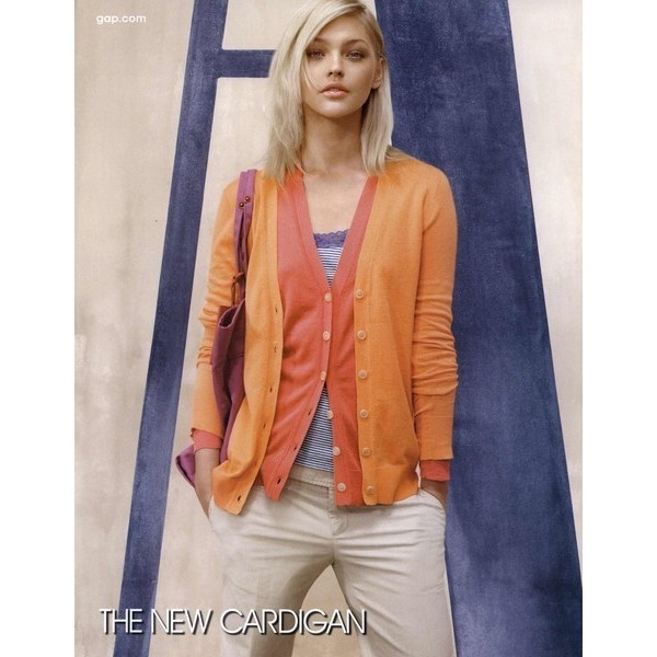 Gap Ad Campaign Spring/Summer 2009 Shot #8 ❤ liked on Polyvore