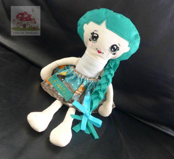 Handmade Doll Fawn by LittleFaeHandmade on Etsy