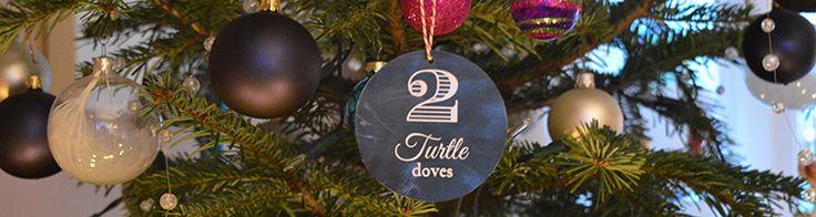 Op de tweede dag van kerstmis, brengt MamaLiefs aan mij: Isa Winters Groen. Dát matcht mooi bij de kerstboom!