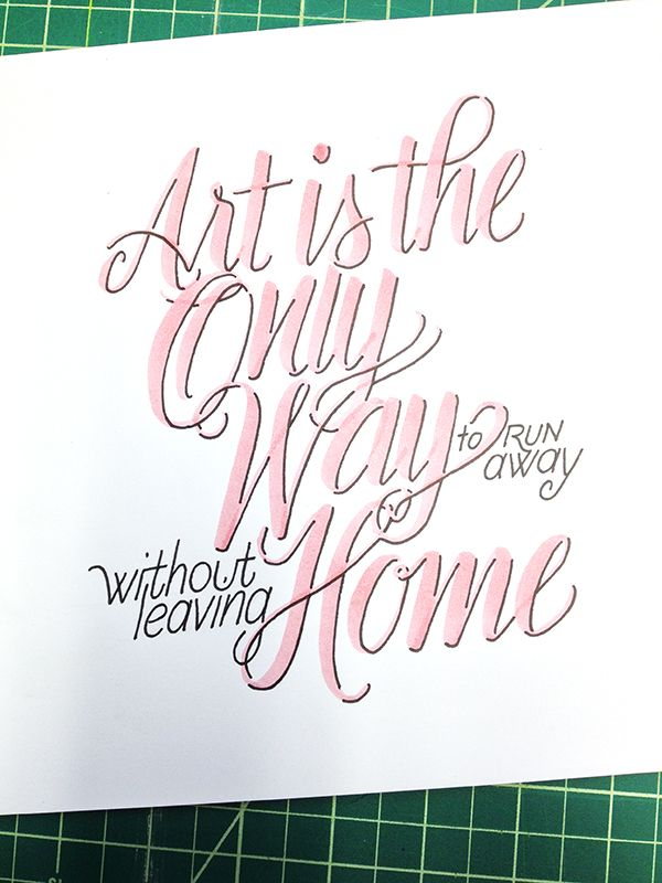 Typography Mania #263   Abduzeedo Design Inspiration