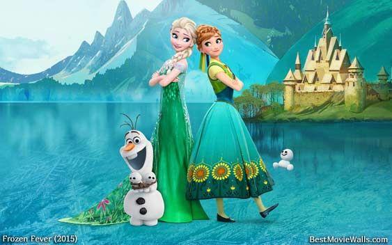 Frozen fever is just beautiful frozen pinterest - Fever wallpaper hd ...