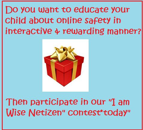 Make your child Cyber smart & get chance reward him!Take part in our drawing #contest,click here bit.ly/1Je1bBl #India #Drawing #onlinesafety #internet #Internetsafety #cybersmart #kids #staysafe #parenting #competition #facebook  www.wisenetizen.com