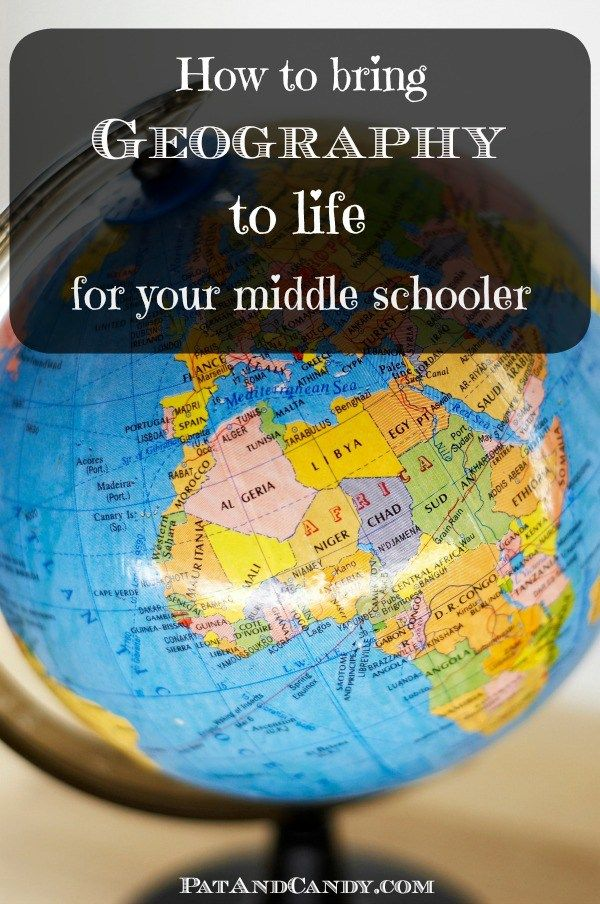 Practical ways to bring this practical subject to life for your kids. Teach #geography... open up their world!