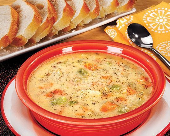 """MORE THAN POTATO SOUP RECIPE: ~ From: """"Penzeys Spices.Com"""". ~ Recipe Courtesy Of: """"PENZEYS SPICES"""" ~ (EARLY SUMMER CATALOG 2014). ~ Prep.Time: 15 min; Cooking Time: 1 hr; Total Time: 1 hr, 15 min; Yield: (16 to 18 servings)."""