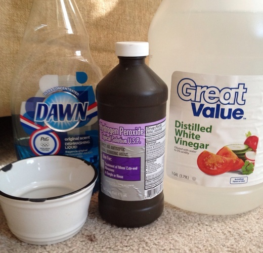 How To Make Diy Carpet Spot Cleaner Recipe
