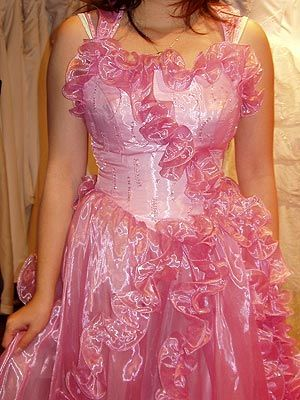Worst Bridesmaid Dresses Ever | ... out the worst-ever bridesmaid dresses, as shared by PEOPLE readers