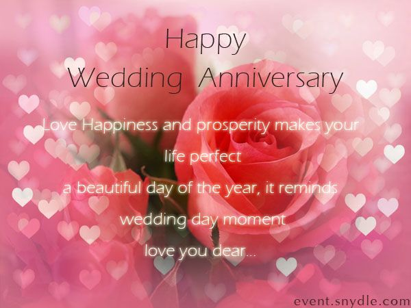 Wedding anniversary thoughts for husband ~ Best wedding anniversary cards images happy