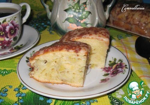 Кулинарный рецепт  Банановый Торт