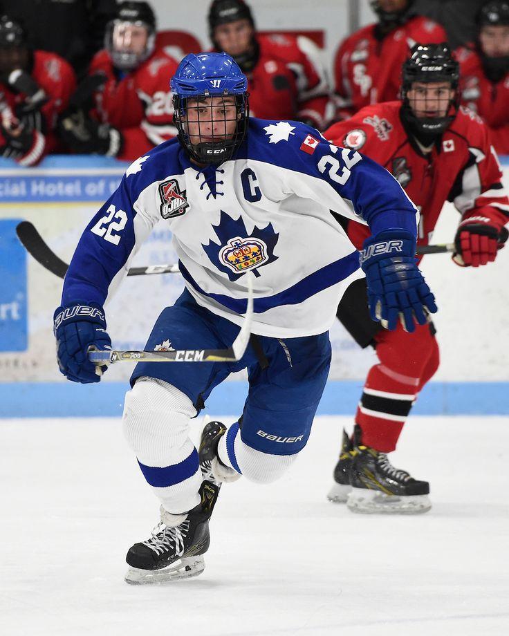 CONDOTTA COMMITS TO UMASS LOWELL   Ontario Junior A Hockey League